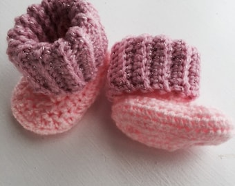 Baby shoes/slippers  newborn to three month