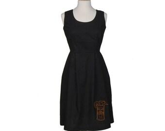 Juliee Dress - Tiki Tiki Tiki Dress Available in sizes 2-14