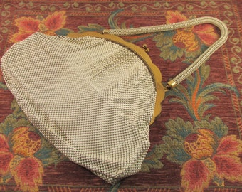 Whiting and Davis Mesh Vintage Purse