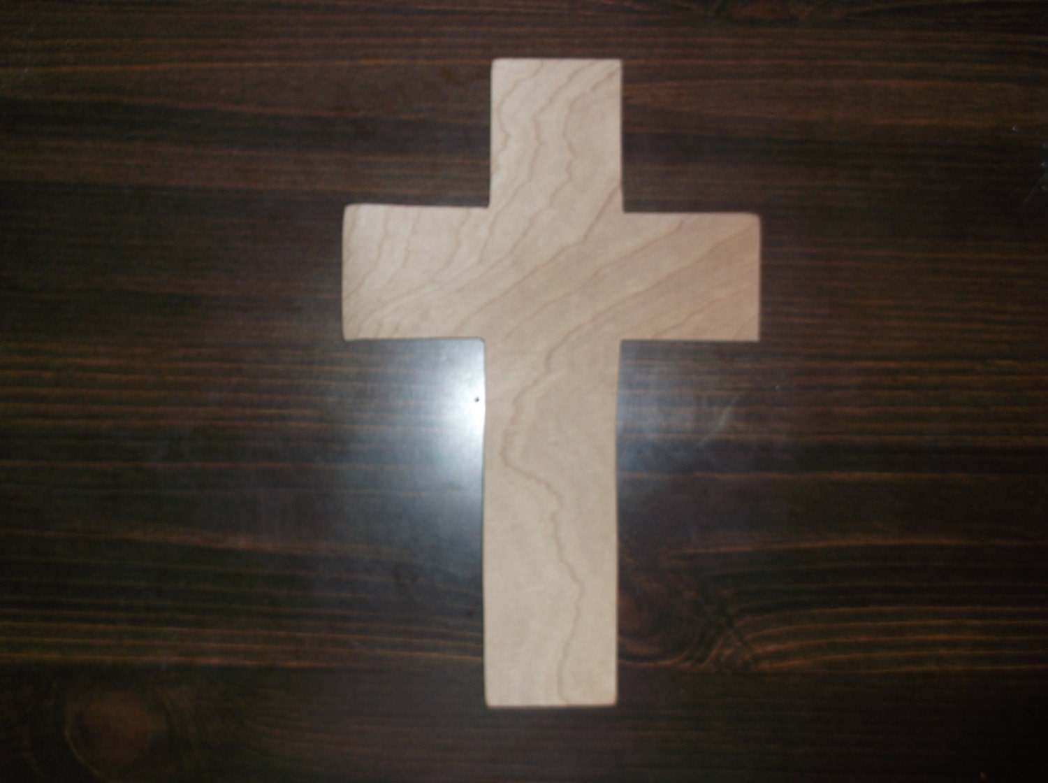 Unfinished wooden crosses for crafts -  10 00 Shipping