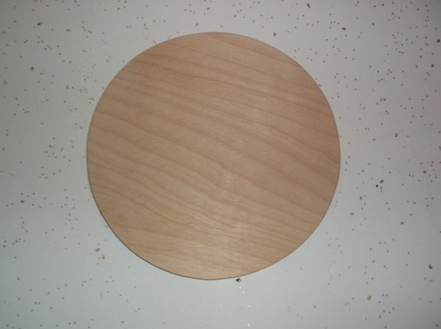 5 unfinished wooden circles craft supplies craft wood for Wood circles for crafts