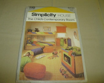 Simplicity House #116 - The Child's Contemporary Room