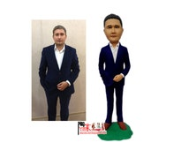 custom figurine from your photos birthday Christmas decoration custom frozen anime Figure wedding favors and gift party event party supplies