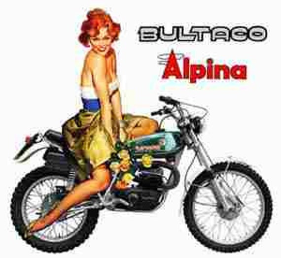 bultaco cemoto alpina parts manual 100pg for motorcycle bultaco cemoto alpina parts manual 100pg for motorcycle repair service detailed exploded diagrams