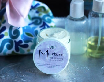 Moisture - the last moisturizer you will ever buy.