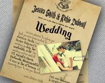 Popular Items For Harry Potter Wedding On Etsy