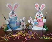 The Bunny Family HAFAIR