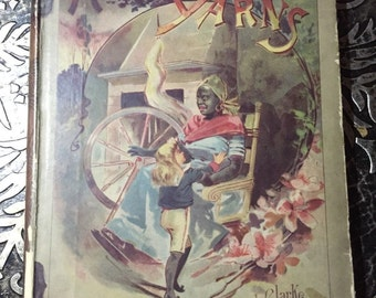 Home Spun Yarns, First Edition, 1888, Victorian Children's Magazine, Illustrated