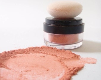All natural mineral blush innocence