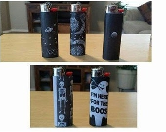 Handmade lighters