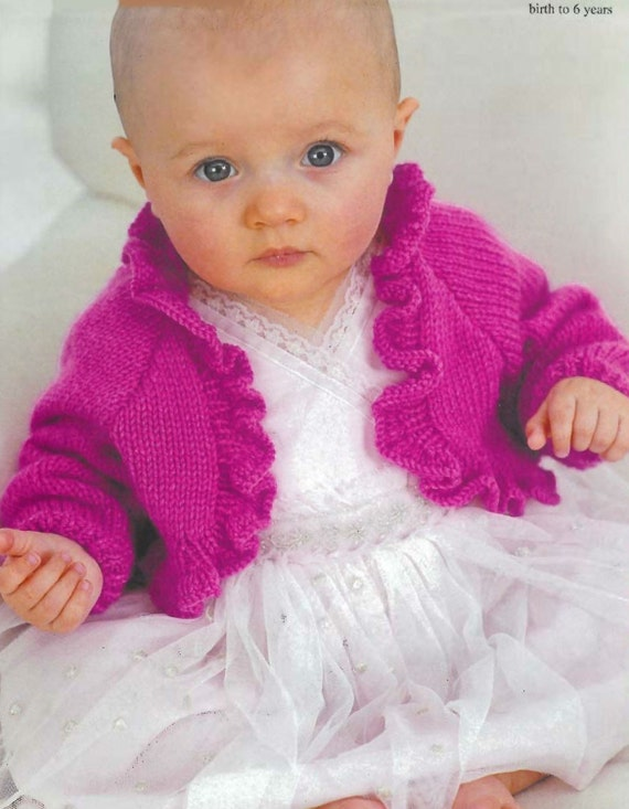 Easy Toddler Jumper Knitting Pattern