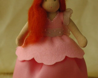Princess, Waldorf doll