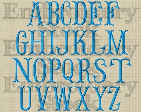 fishtail monogram font monogram machine embroidery font design machine embroidery fonts design