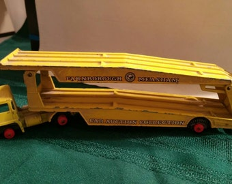 MatchBox Transport Truck and Tractor Trailer