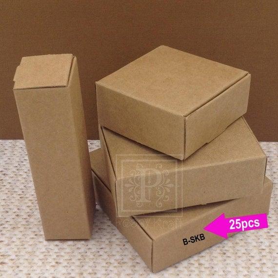 - Large Square Kraft Boxes, Wedding Favor Boxes, Party Favor Boxes ...