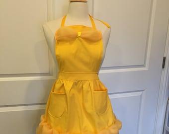 Belle Disney Princess Apron