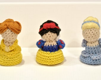 Free Crochet Disney Amigurumi Patterns : Disney crochet pattern Etsy