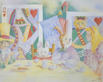 The Wonderland Tea Party