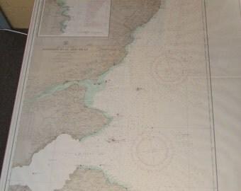 Scotland - East Coast - Aberdeen to St. Abbs Head Nautical Chart