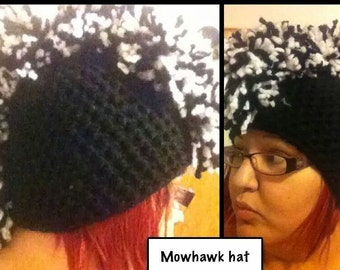 the mowhawk hat
