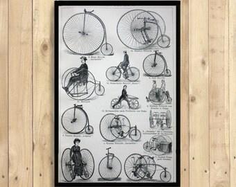 tandem fietsen etsy