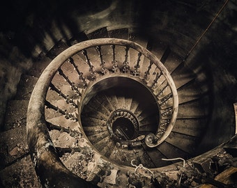 Staircase Mystery