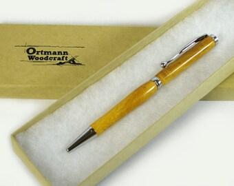 Osage Orange Pen