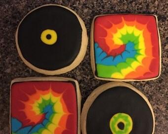 Disco 70's Cookies