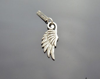 Pendant Wing Silver