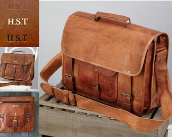 Personalised Handmade Laptop Bag By Vida Vida