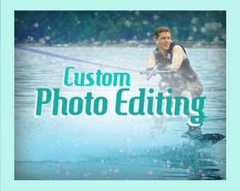 Custom Photo Editing