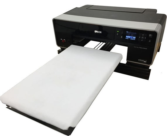 Epson r3000 based flatbed dtg shirt printer with by for Epson t shirt printer
