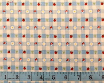 100% Craft Cotton Fat Quarter for Quilting and Patchwork