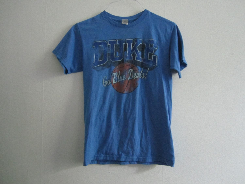 duke vintage t shirt eBay