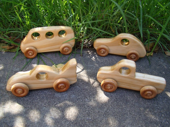 Bug Toys For Boys : Winston woodworks handmade wooden pine push by