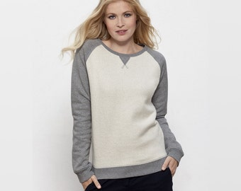 Design and customization of your Organic Sweater - Women XS to XL