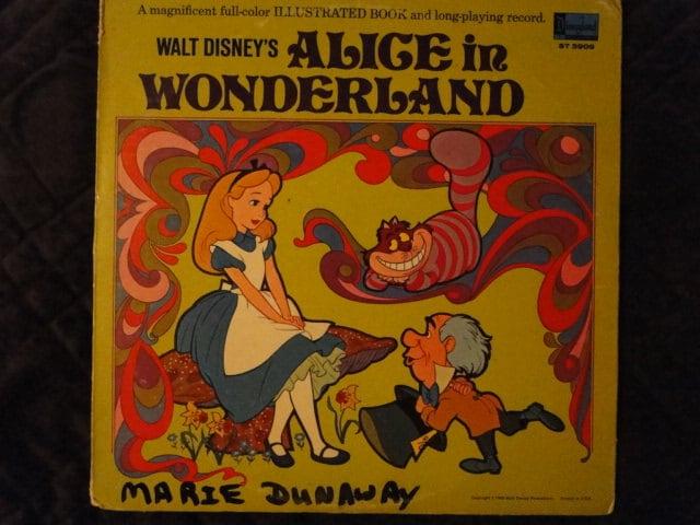 Walt Disney's Alice in Wonderland (Disney Classic) by Random House Disney
