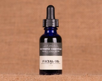 Facial Oil 1 oz