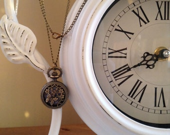 Pocket watch pendant