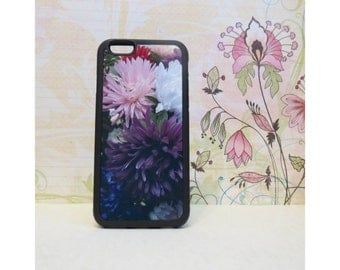 Carnations - Rubber iPhone Case