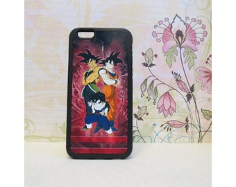 Dragonball Z #2 - Rubber iPhone Case