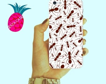 Insect Iphone case for Iphone 6 case Iphone 6 plus case Iphone 5 case Iphone 5C case Iphone 5s case Iphone 4 case Iphone 4s case Ants cover