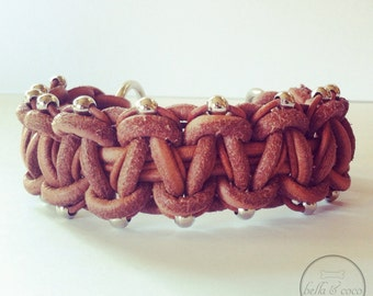 Exclusive pet jewels! Handmade collars for your pets.