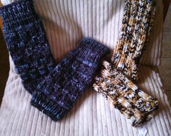ladies finger less gloves