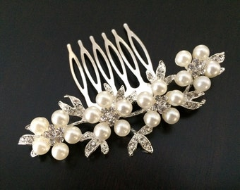 bridal comb,wedding comb hair accessory,wedding hair comb,pearl bridal comb,wedding hair accessories,bridal hair piece,wedding headpiece