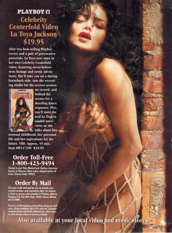 Latoya Jackson nackt nackt