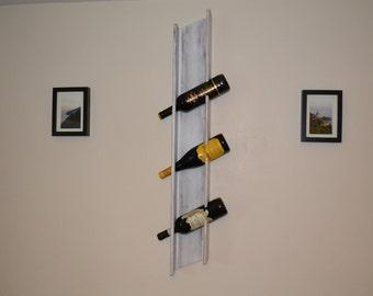 chabby chic wine rack
