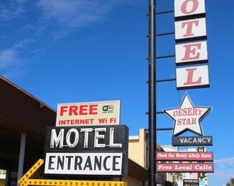 Desert Star Motel - Las Vegas, NV 2015