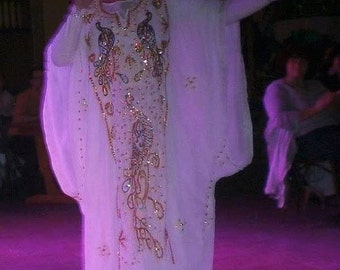 New Bellydance khalijji dress, Khaleeji Galabeya