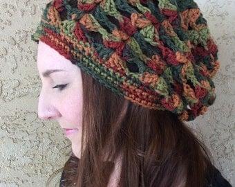 Crochet Shells Beanie